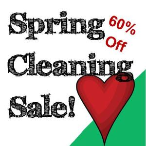spring cleaning avatar